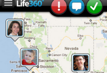 Life360 family tracking locator