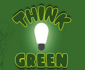Think Green Green It project Google I/O hackathon