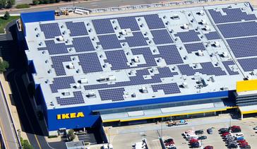 Ikea solar