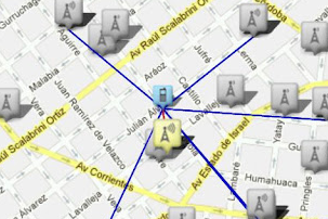 OpenSignal crowdsourcing mobile map