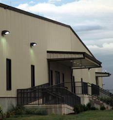 Google Oklahoma data center