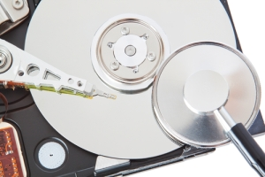 hard drive stethoscope