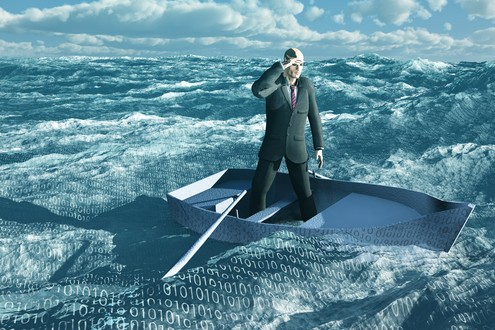 sea of big data