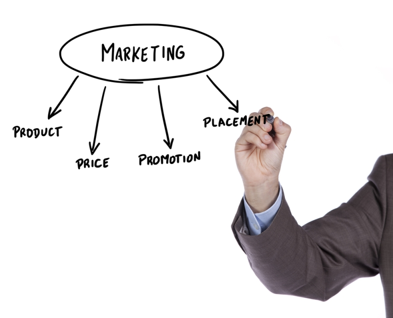 Marketing people