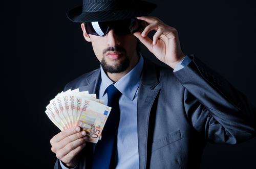 spy money