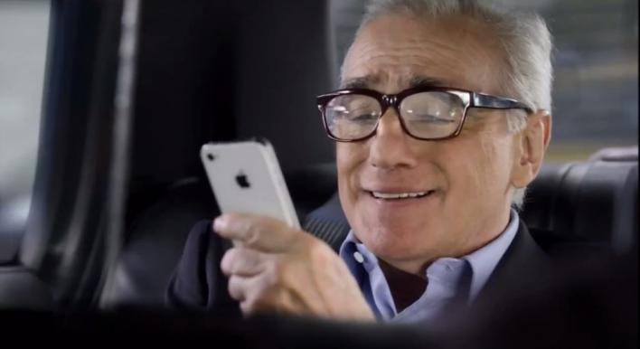 Siri commercial