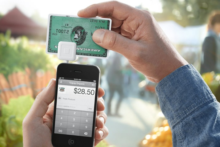 Square, mobile payments