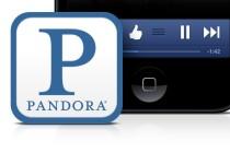 pandora iphone featured art