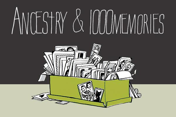 1000memories Shoebox Ancestry image