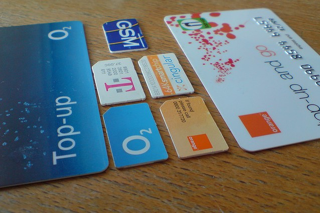 mobile, SIM cards, Orange