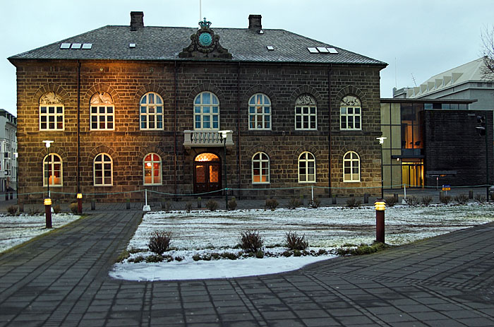Althingi, Icelandic parliament