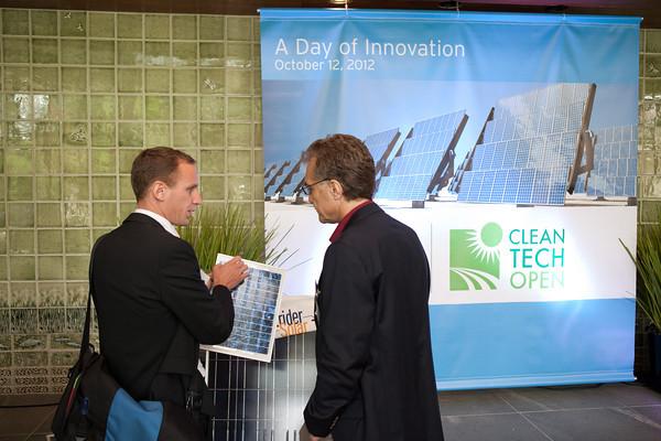 Cleantech Open western regional 2012