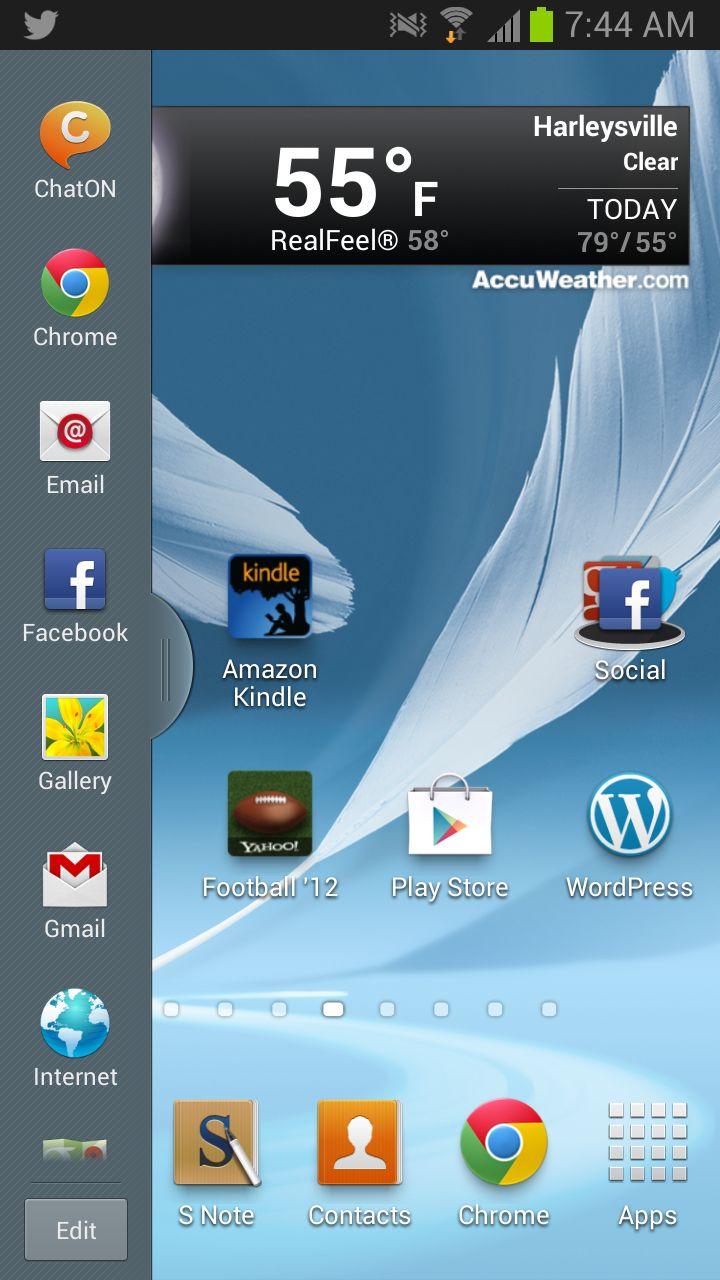 Dock+on+Galaxy+Note+2