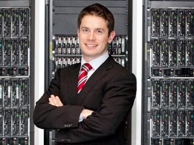 Cloud Vertical CEO Ed Byrne