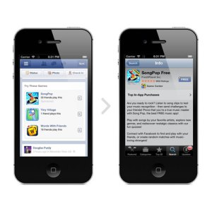 Facebook, mobile advertising