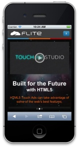 Flite, mobile advertising