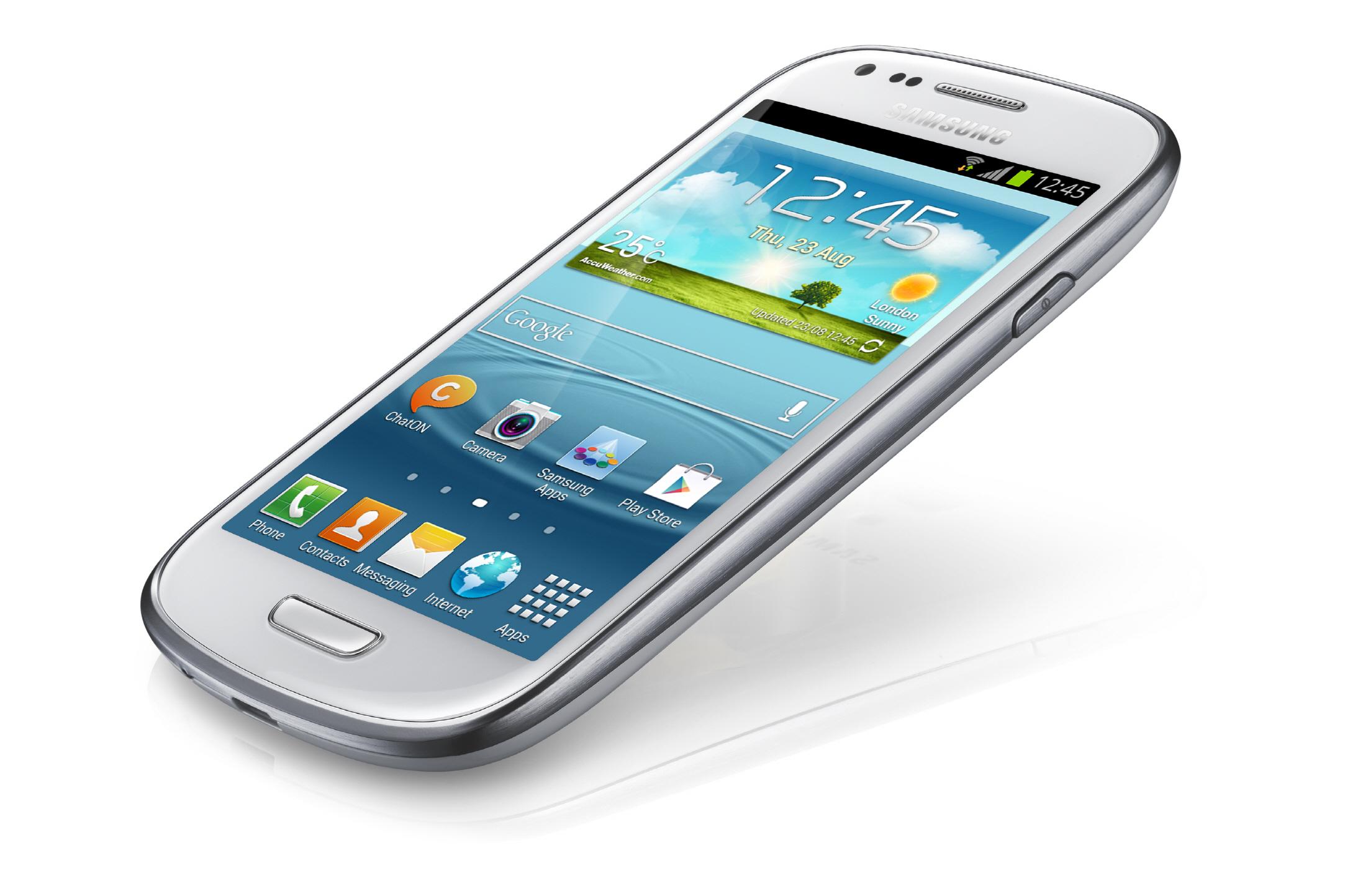Samsung's Galaxy S III Mini