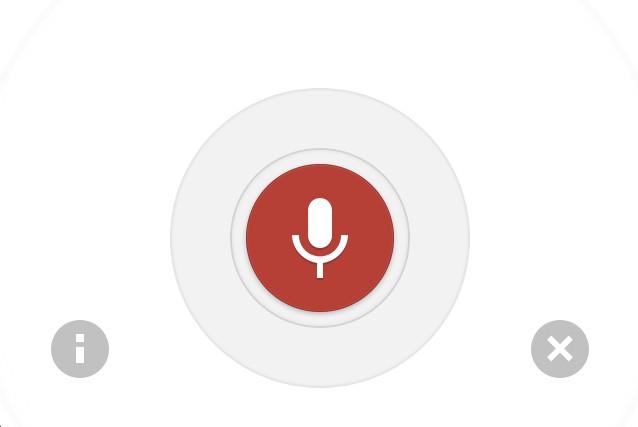 Google, search app