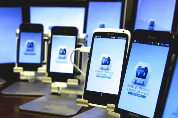 Icenium, mobile app development