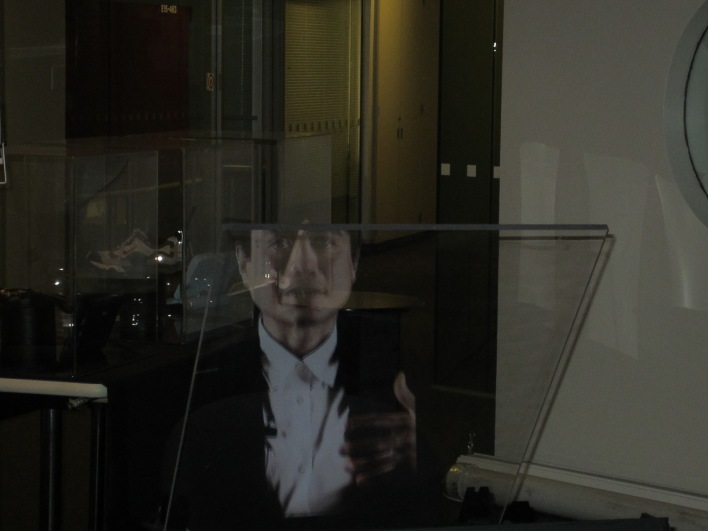 2-D image of Joi Ito.