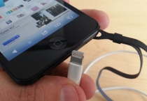 iPod touch Lightning port