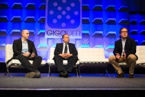 Structure Europe 2012 Amr Awadallah Cloudera Barry Morris NuoDB