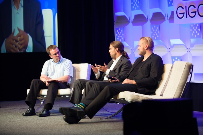 Structure Europe 2012 Paul Miller Cloud of Data Tate Cantrell Verne Global Eirikur Hrafnsson GreenQloud