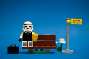 LEGO to work_kennymatic