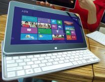 LG Windows 8 slider