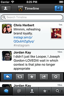 Netbot screenshot