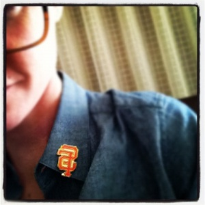 giants pin