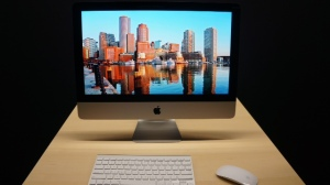 iMac October 2012 event