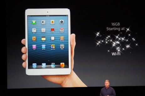 iPad Mini Phil Schiller