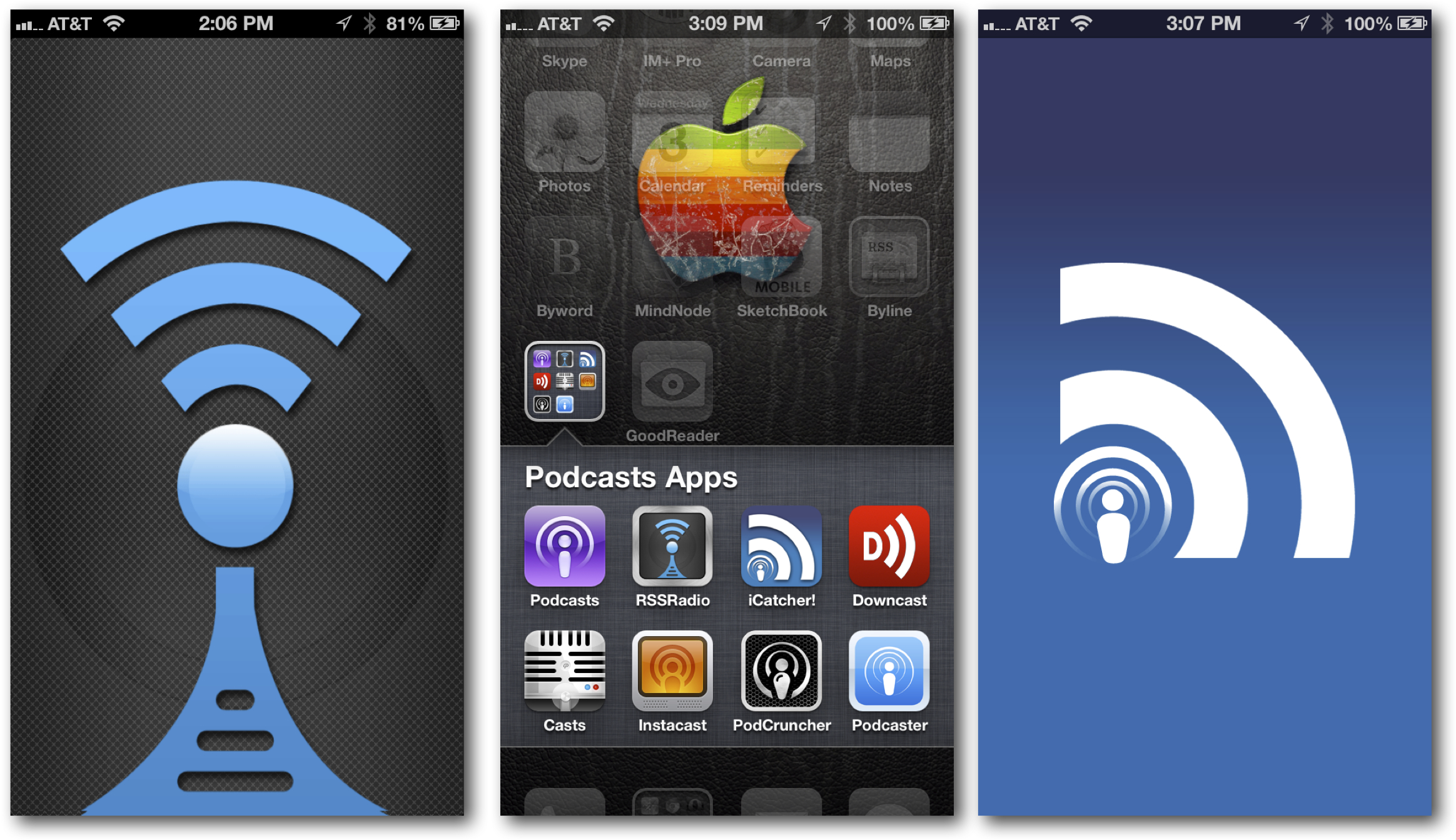 Podcast Apps