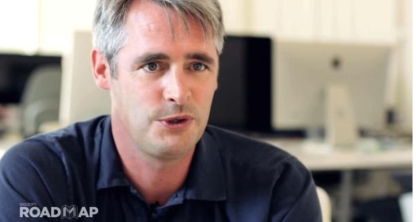Mike McCue, CEO Flipboard