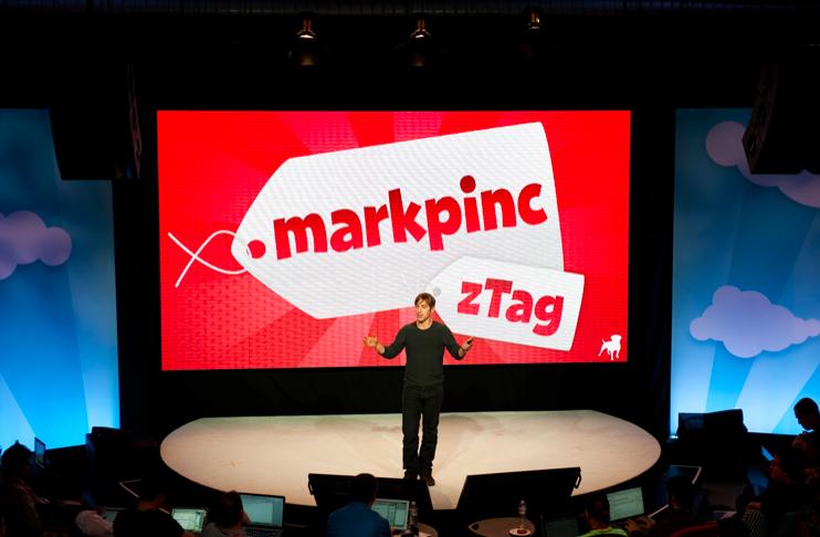 Zynga CEO Marc Pincus