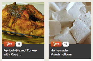 Yummly featured image recipes