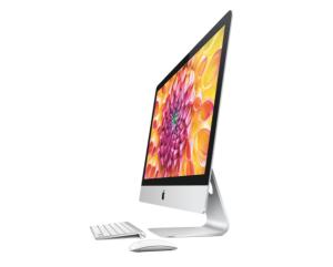 iMac desktop product image