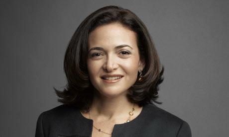 Sheryl Sandberg, Facebook