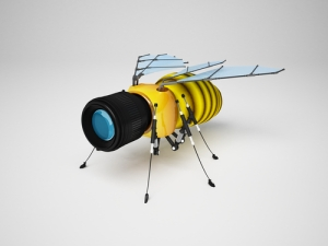 Robotic bee