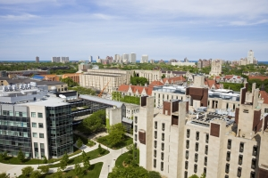 University of Chicago campus South Side