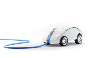 Connected Car Mouse