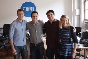 Stamped, Yahoo
