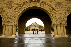 Stanford arch