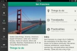 Triposo's iOS travel guides