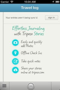 Triposo, travel
