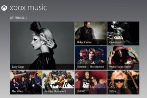 Xbox Music_All Music