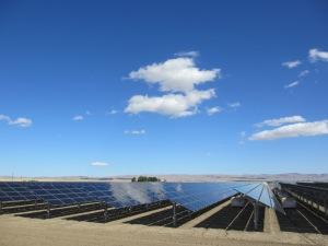 First  Solar Topaz