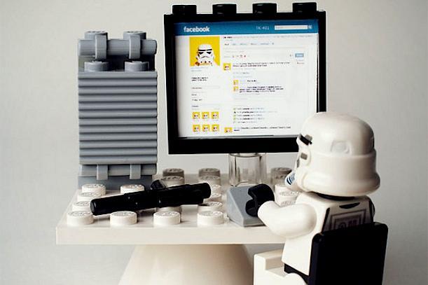 Stormtrooper Facebook