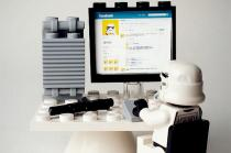 Stormtrooper Facebook